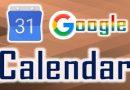 Google Kalender, Aplikasi Penjadwalan Online